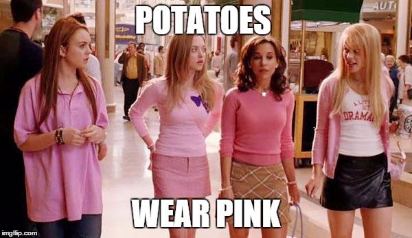 On Wednesdays We Wear Pink - Imgflip-4637