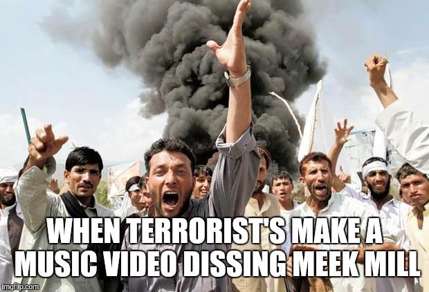 Mobbing Meme