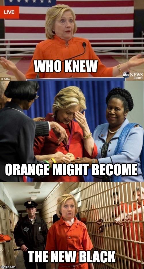 Orange Is The New Black Drinking Game Season