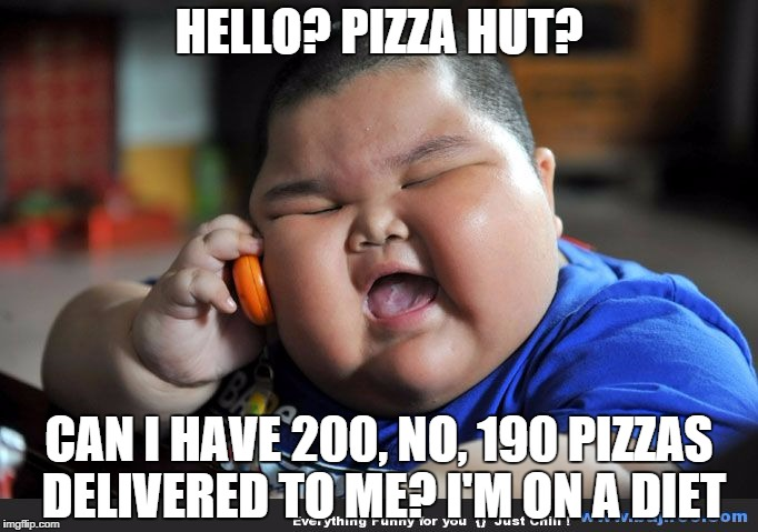 Funny Fat Kid Meme : Fat kid on the phone imgflip