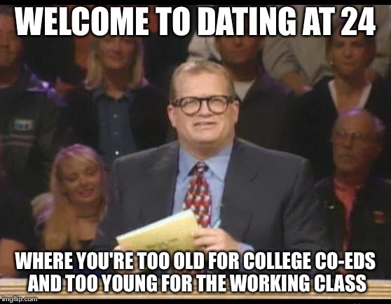 Dating meme pics of old