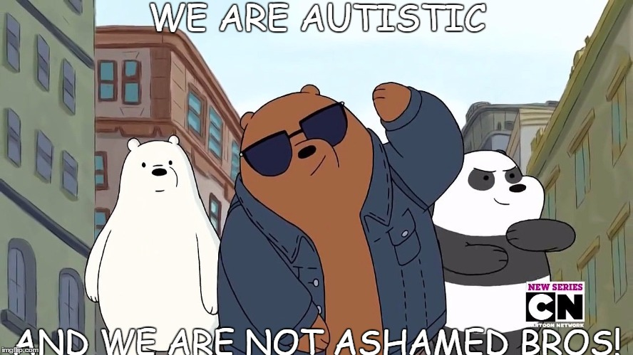 "The truth about the ""We Bare"" Bears 