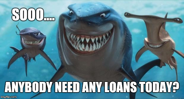 Should I get a payday loan if I need money now?