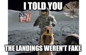 moon landing - Imgflip