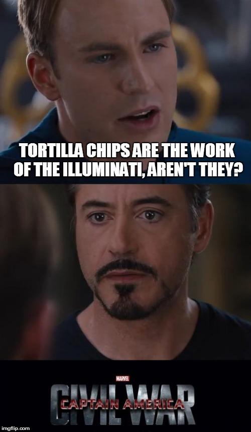Marvel Civil War Meme ... Robert Downey Facebook