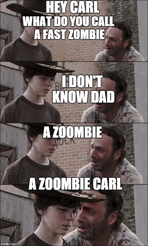 zmx5h the walking dead coral imgflip
