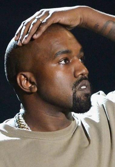 Kanye West Silver Face Meme