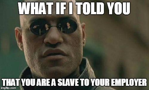Výsledek obrázku pro employer meme