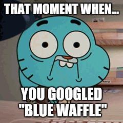 recipe: blue waffles meme [30]
