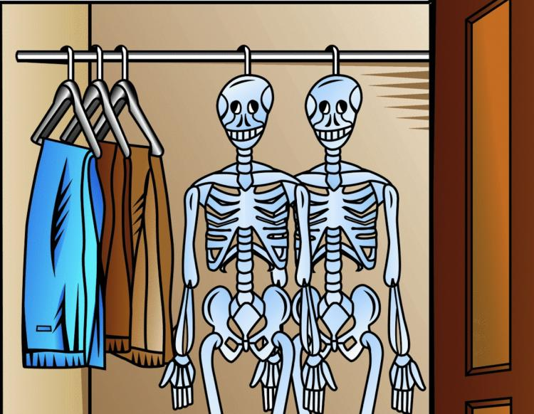 the skeleton in the corporate closet The skeleton in the closet has 2,046 ratings and 190 reviews charlotte said: this book started of slow, got to so many chapters and it picked up, i so w.