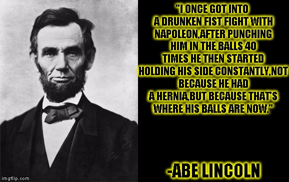 Quotable Abe Lincoln
