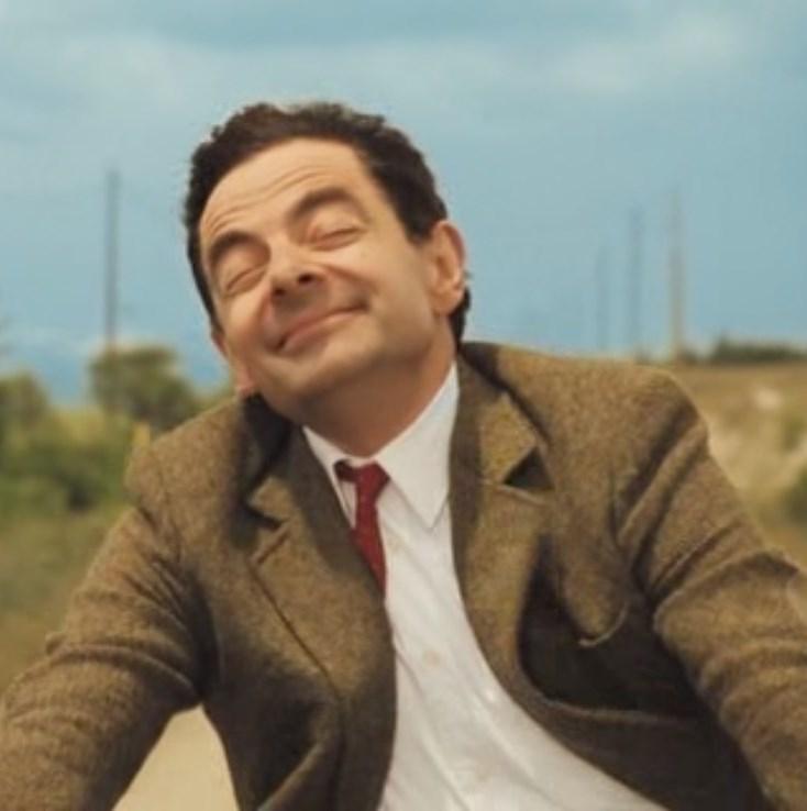 Mr Bean Happy Face Meme Generator Imgflip