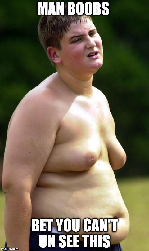 Молодая отвисшая грудь порно фото