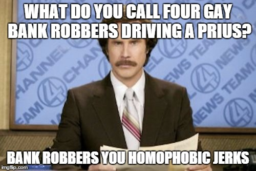 Gay robbers