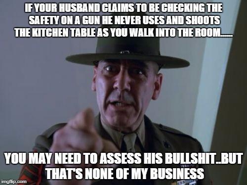 Sergeant Hartmann Meme - Imgflip